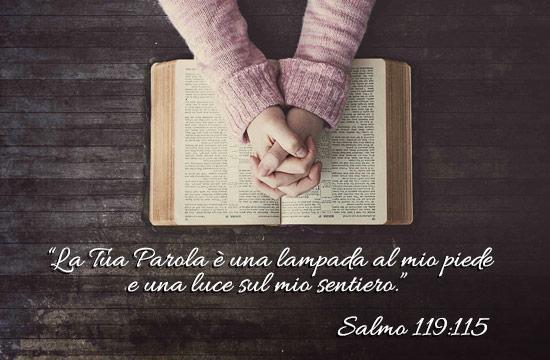 Bibbia salmo 119:115